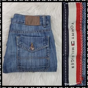 Tommy Hilfiger Straight womans 14 denim jeans